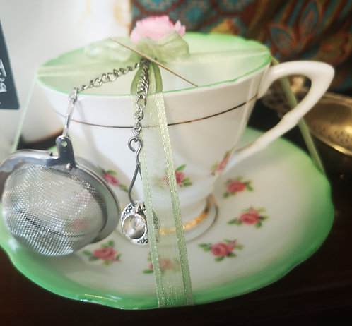 Vintage China Cup and Saucer Gift