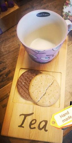 Tea & Biscuit Tray
