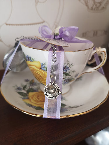 Vintage china Cup & Saucer Gift