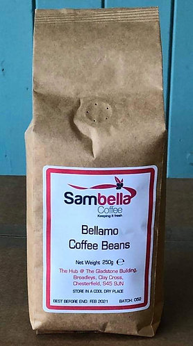 SAMBELLA Coffee 'Bellamo' blend (250g)