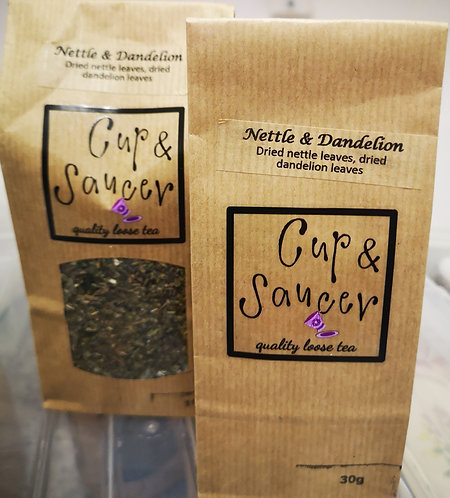 Nettle & Dandelion Herbal Blend