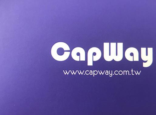 「CapWay 亞磊科技」用一顆電池,願讓你我更健康
