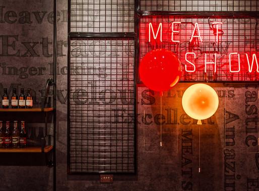 「秘燒時尚岩燒牛排」燒肉界的極致饗宴