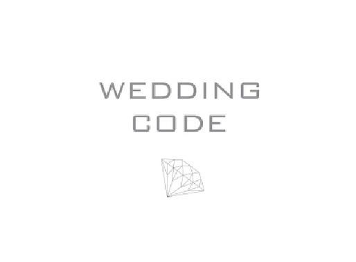 「Wedding Code」獨一無二,獻給今生唯一摯愛