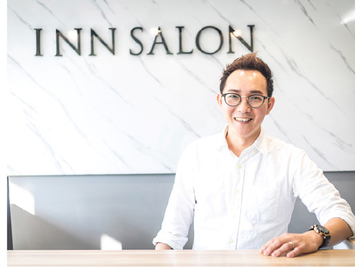 「Inn Hair Salon」    貼心、細心、同理心,打造出顧客的第二人生