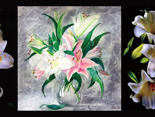 「APeiArt繪畫本室」以自由出發,開心揮灑畫布