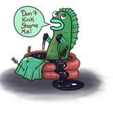 Fish-pickle-man
