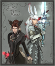 Ellie and Rena