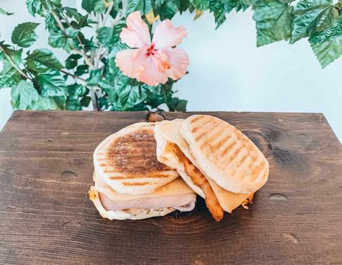 Passion Matin (Jambon ou Bacon)