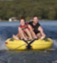 Tubing fun on a lake.jpg