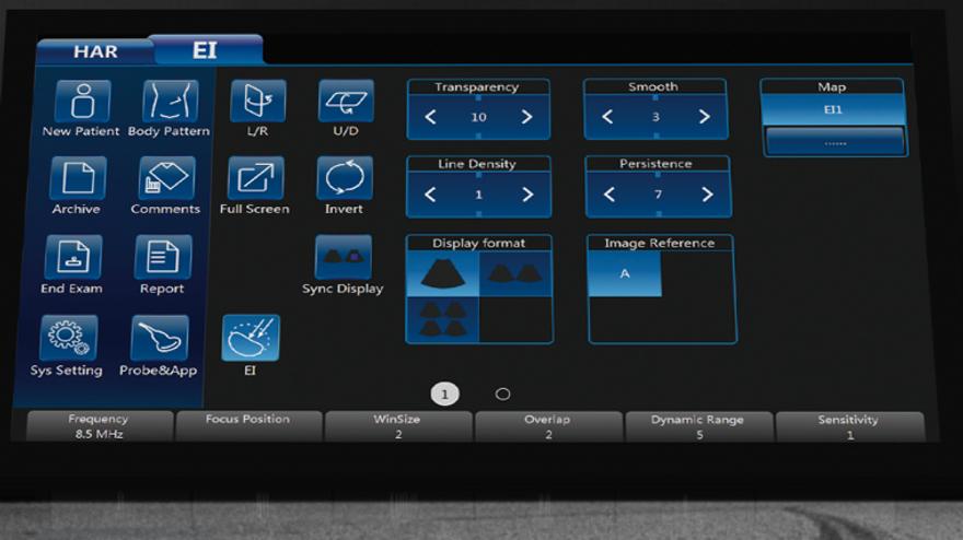E35 Touch Panel