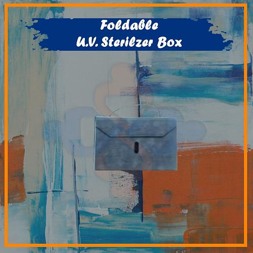 Foldable UV Sterilizer Box
