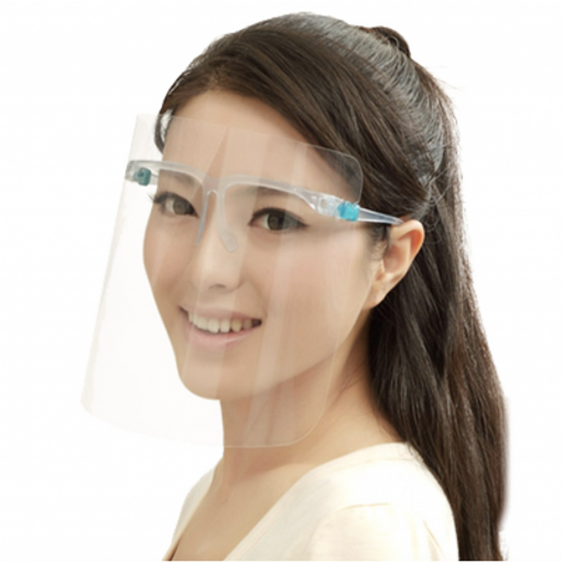 Face Shield with Spectacles