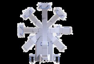 PLX-118F 360 degrees movement