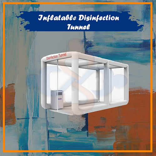 Inflatable Disinfection Tunnel
