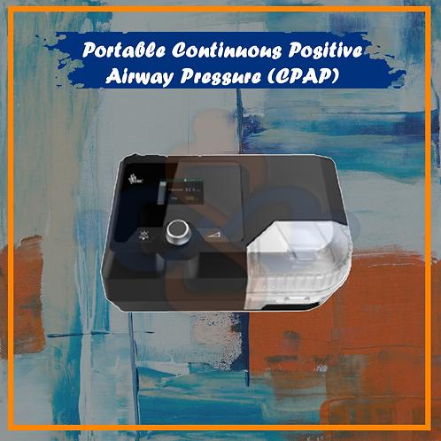 Portable CPAP