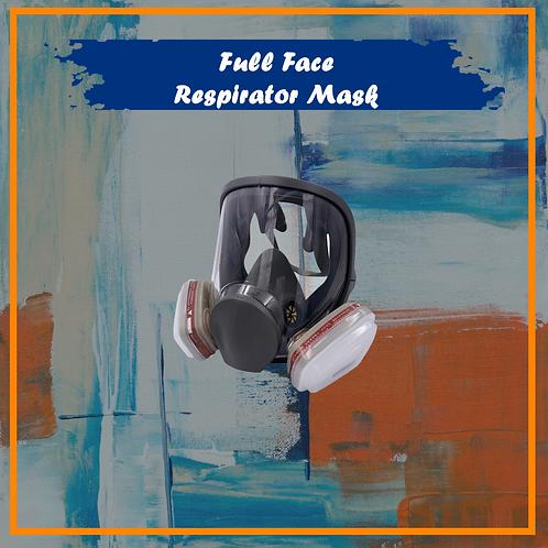 Full-Face Respirator Mask