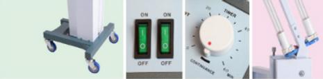 Germicidal UV Light Controls