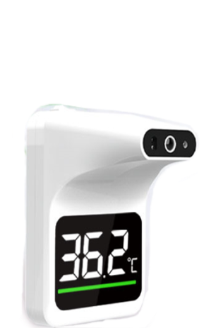 Non-Contact Thermal Scanner with alarm