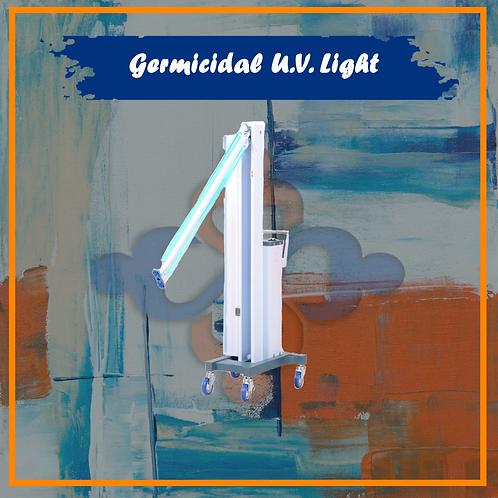 Germicidal U.V. Light