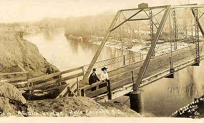 Belle Fourche Bridge 1909