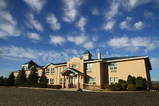 Pilgrim Inn - Caronport, SK exterior