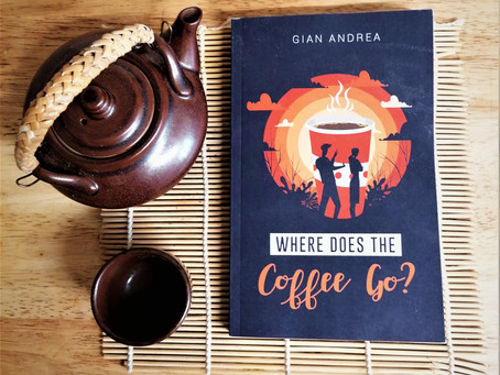 Where does the coffee go?