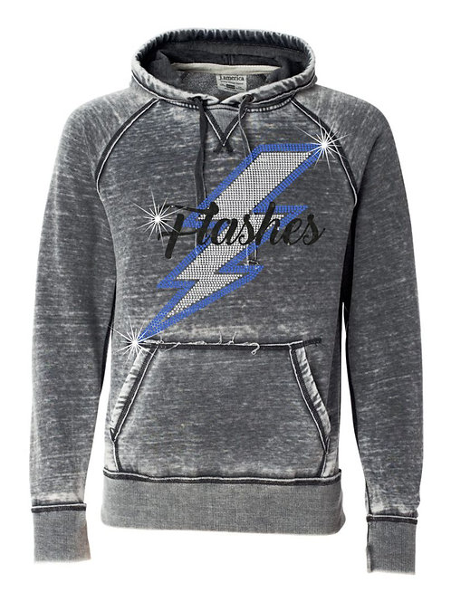 Franklin Central-Weathered Hoody