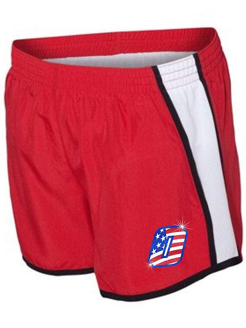 Bombers-Ladies Dri-fit Shorts