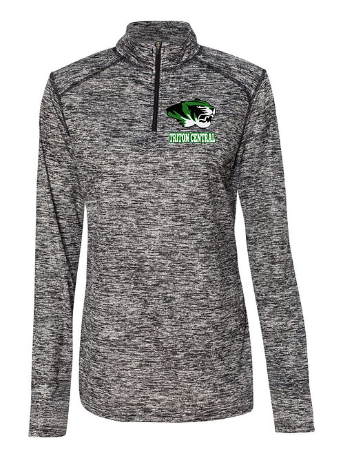 Triton Central-Ladies 1/4 Zip Pullover