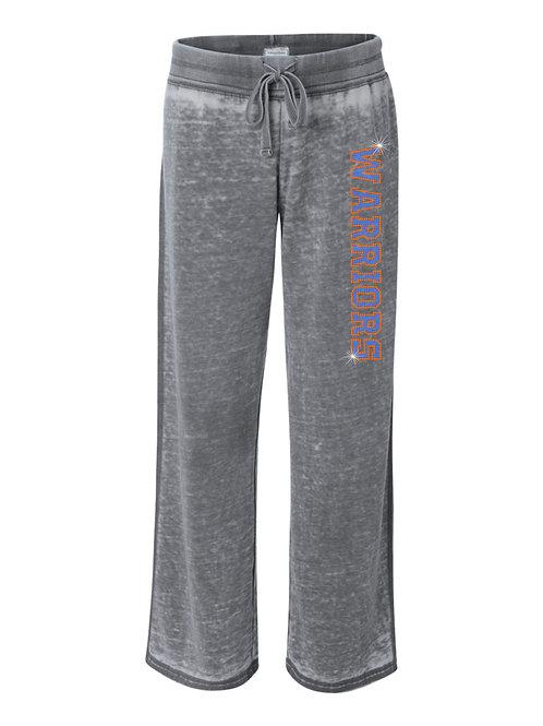 Whiteland Warriors-Weathered Grey Sweatpants