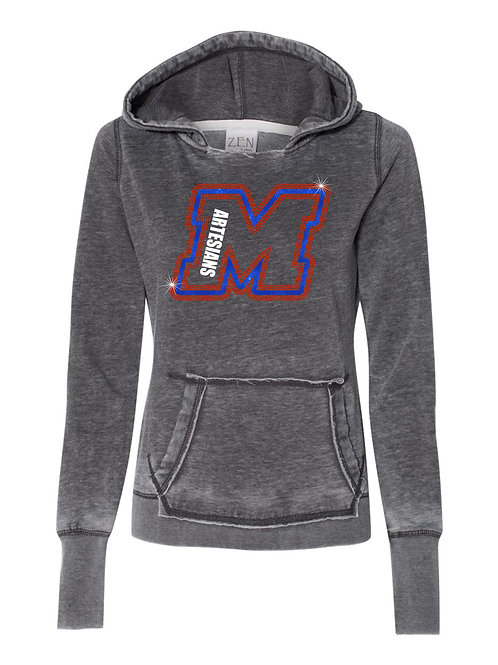 Martinsville-Weathered Hoody