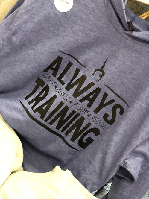 Always Training Lightweight Hooded Longsleeve