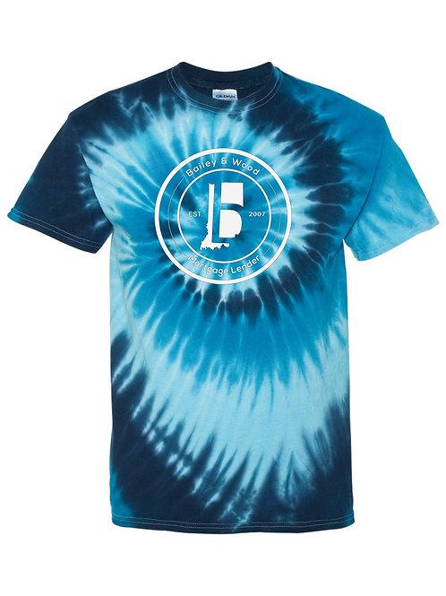B&W-Tie-Dye T-shirt