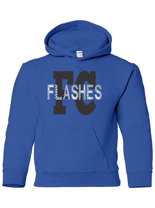 Franklin Central-Youth Hooded Sweatshirt