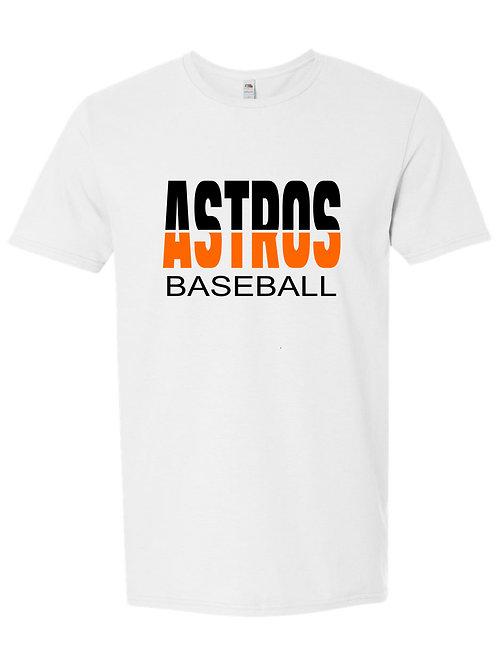 Astros-Cotton T-shirt