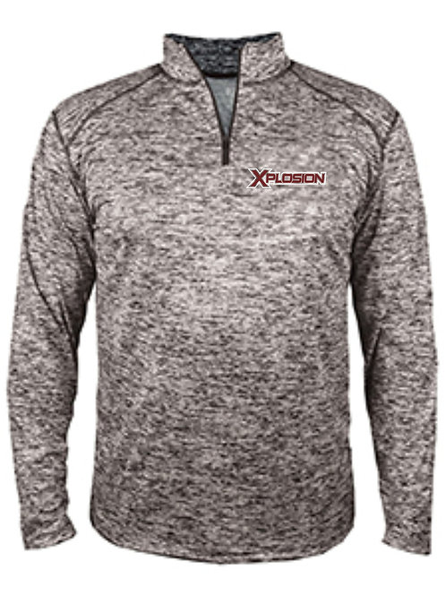 Xplosion-Men's 1/4 Zip Pullover