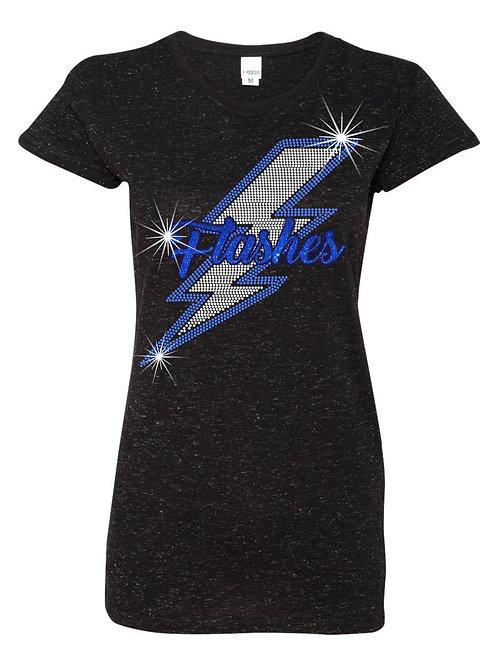 Franklin Central-Glitter T-shirt
