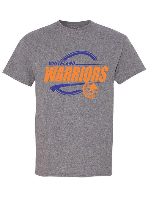 Whiteland Warriors-T-shirt
