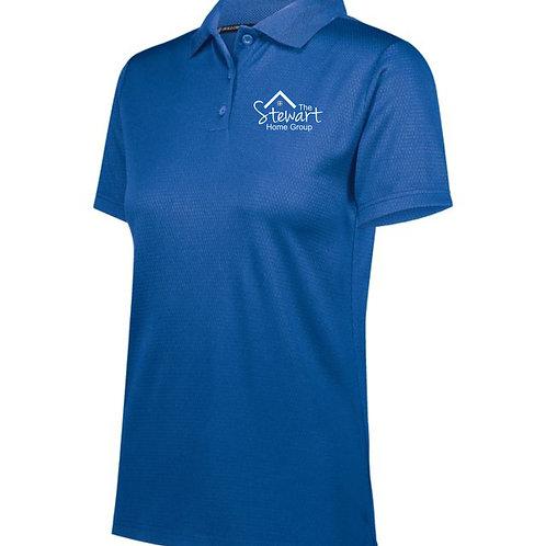 The Stewart Home Group-Ladies Dri Fit Polo Shirts