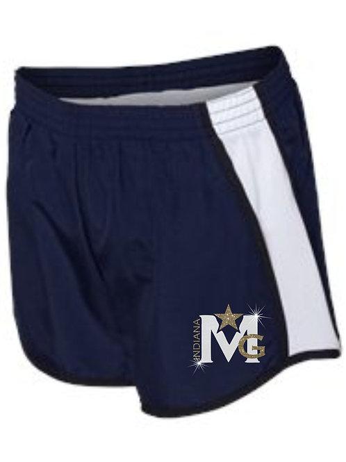 Magic Gold-Ladies Dri-fit Shorts