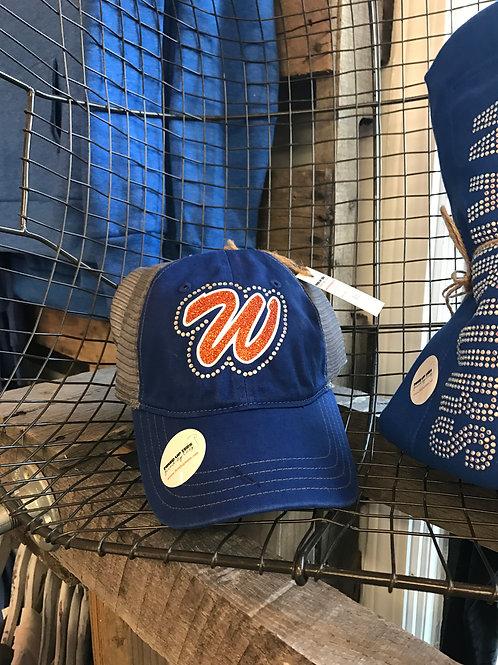 Whiteland-Trucker Hat