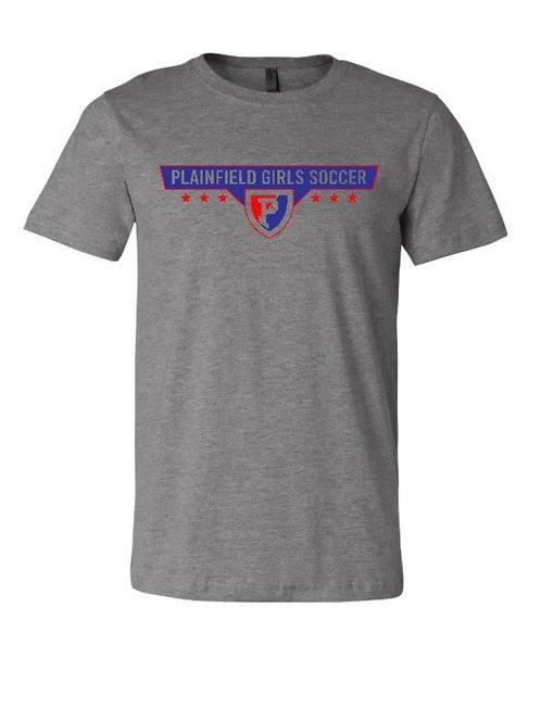 Plainfield Girls Soccer-T-shirt