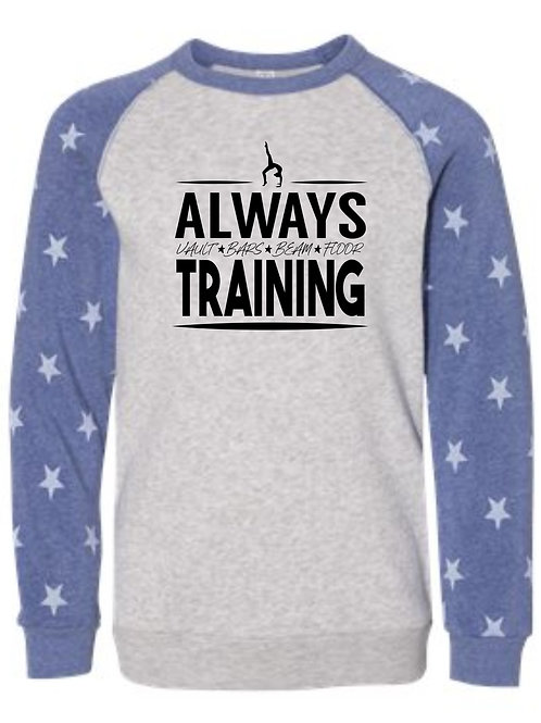 Always Training (Youth) Longsleeve pullover
