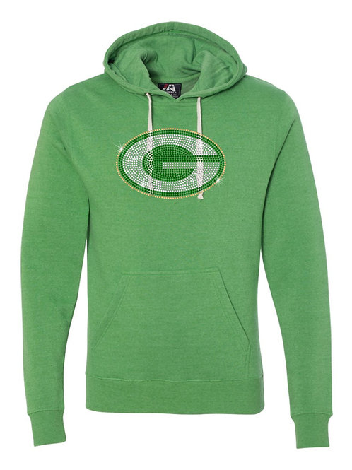 Greenwood Woodmen- Ladies Hooded Fleece