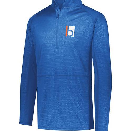 B&W Lightweight 1/4 Zip Pullover