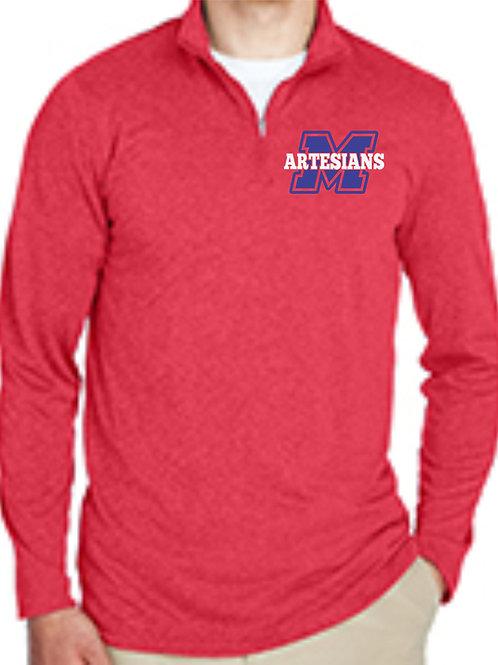 Martinsville-1/4 Zip Pullover
