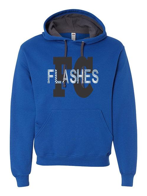 Franklin Central-Adult Hooded Sweatshirt