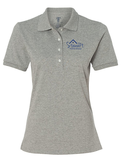 The Stewart Home Group-Ladies Polo Shirts