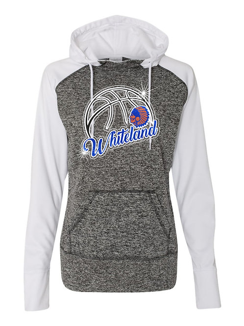 Whiteland-Basketball Athletic Hoody